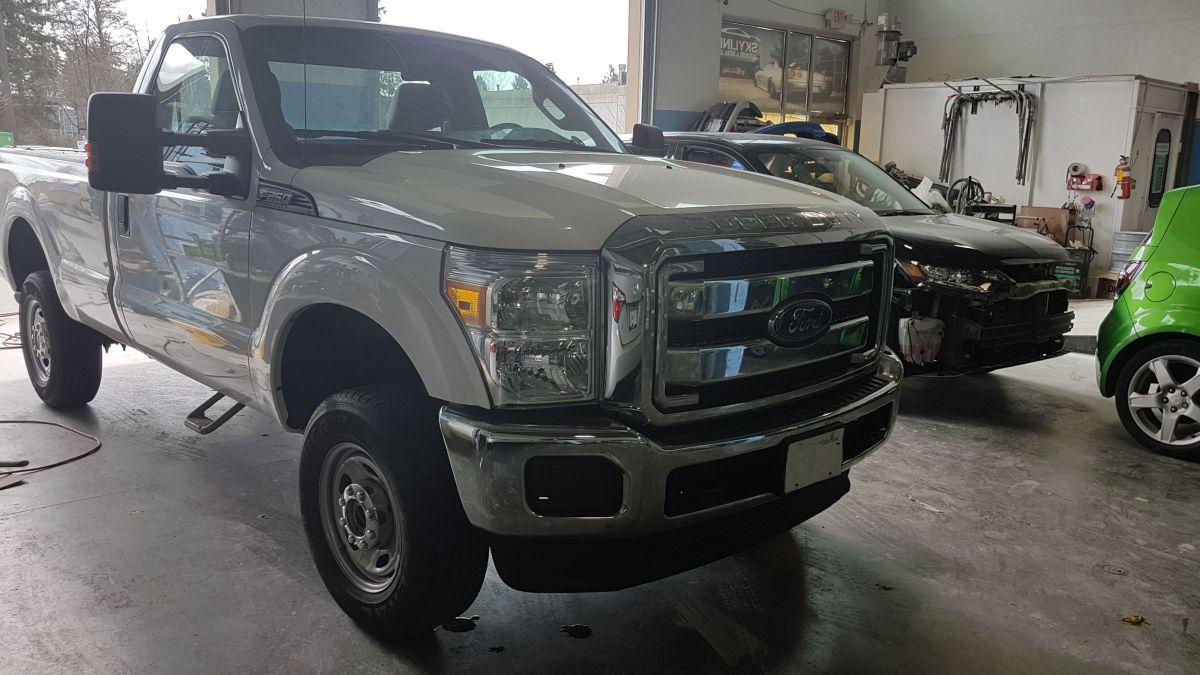 Auto body repair Shop in Surrey BC
