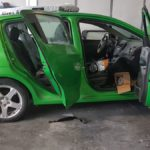 Car For Repair at Quality First Collision Repairs Surrey BC
